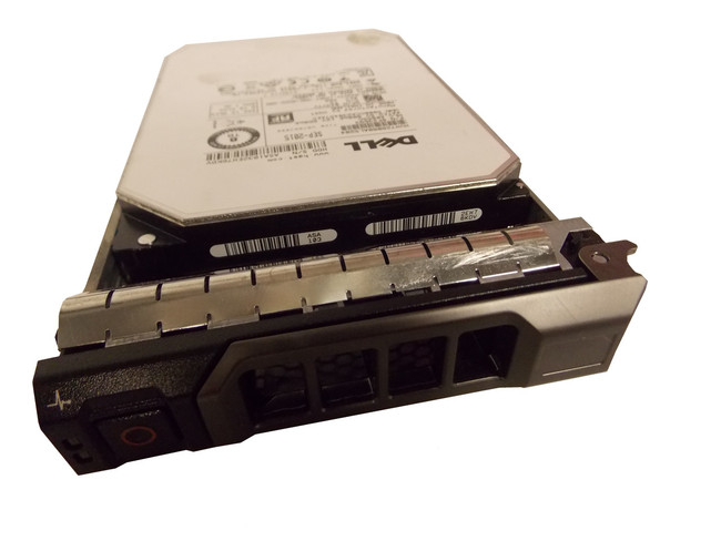 "Dell K7VW5 Hard Drive 2TB SAS 3.5"" in Tray"