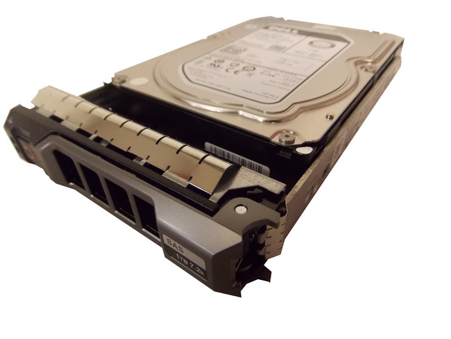 "Dell DGNTV Hard Drive 1TB 7.2K SAS 3.5"" in Tray"