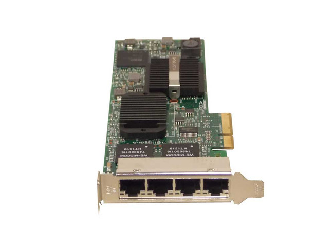 Dell CWKPJ PCI-E LP Quad Port NIC