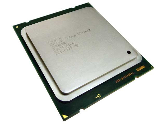Dell 11X7M E5-2637V2 3.5Ghz  Quad Core Processor