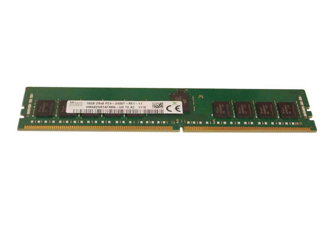 Dell  HNDJ7 Memory 16GB PC4-19200T 2Rx8
