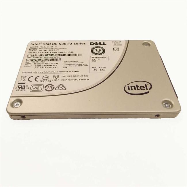 Dell 2CC4N Hard Drive 1.6TB SATA SSD