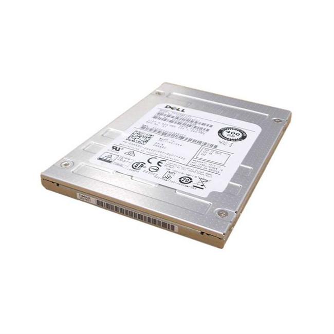 "Dell HKK8C Hard Drive 400GB SAS 2.5"" SSD"