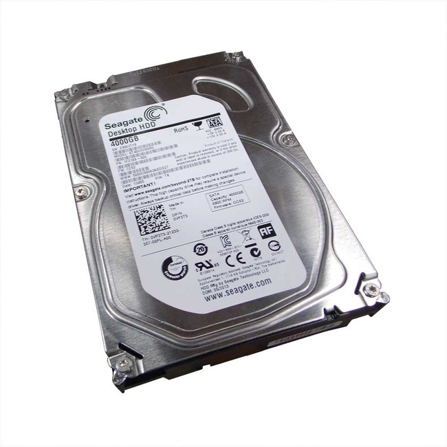 "Dell VF3T3 Hard Drive 4TB 7.2K SATA 3.5"" DESKTOP"