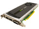 3731Y3 NVIDIA Quadro 4000 Video Graphics Card 2GB