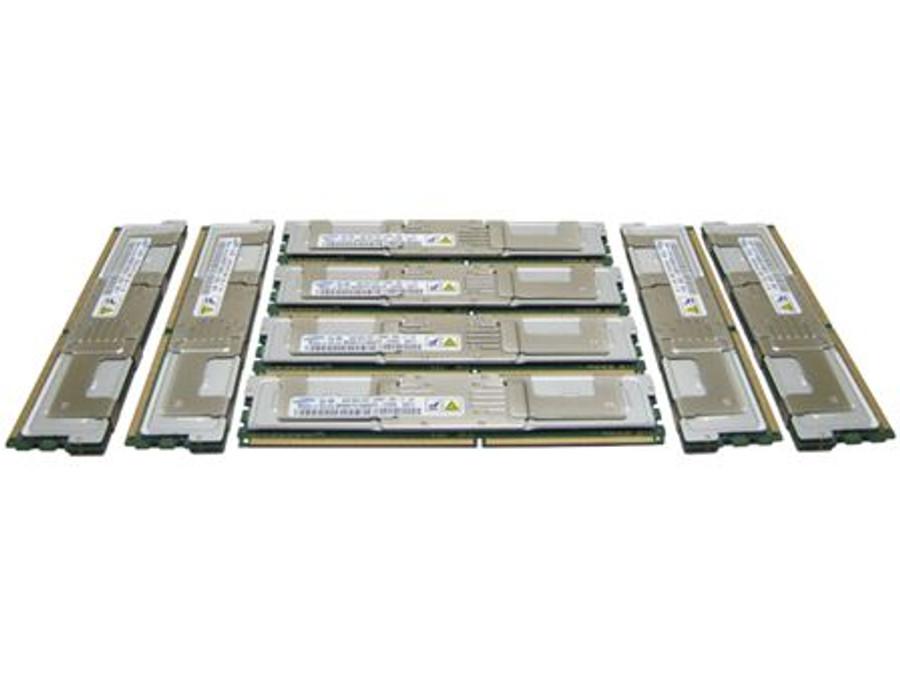 Dell 311-6327 Memory 32GB PC2-5300F 2Rx4 - 8 Pack