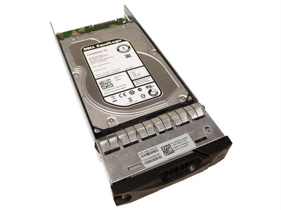 "EqualLogic 0952149-03 Hard Drive 2TB 7.2K SATA 3.5"" in Tray"