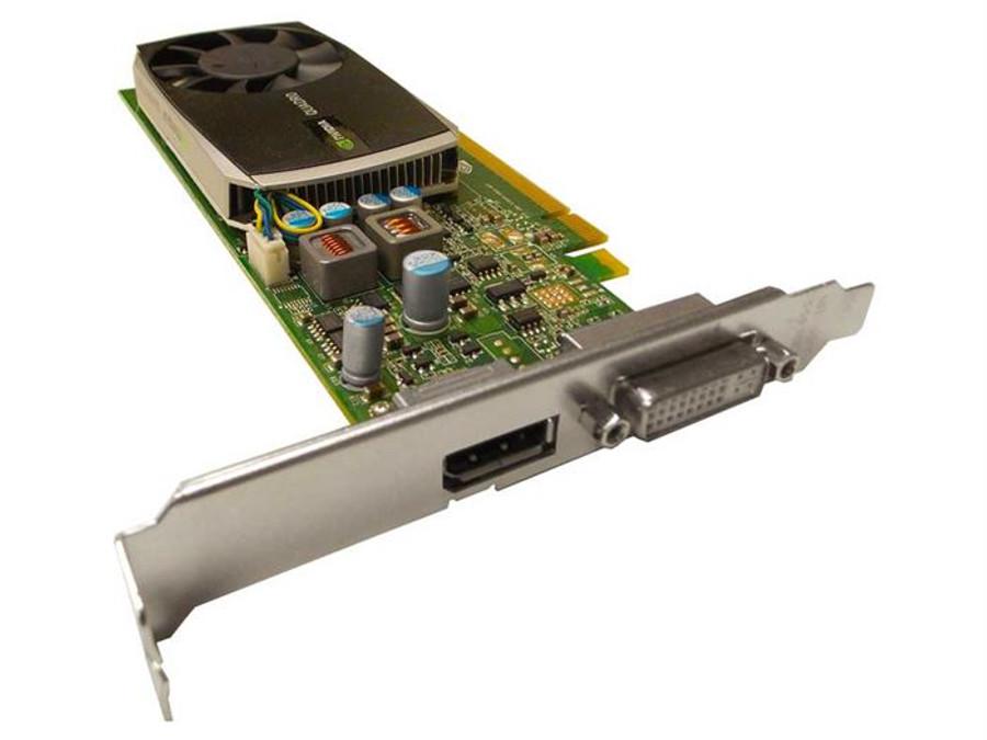 Dell PWG0F NVIDIA Quadro 600 1GB Video Card