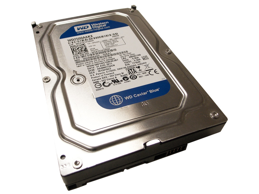 Dell P5JDG Hard Drive 250GB 7.2K SATA 3.5""