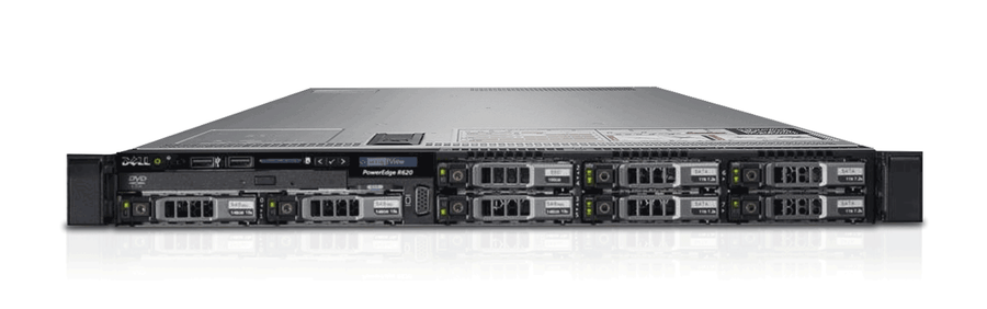 Dell PowerEdge R620 Server - Customize Your Own - 8 Bay