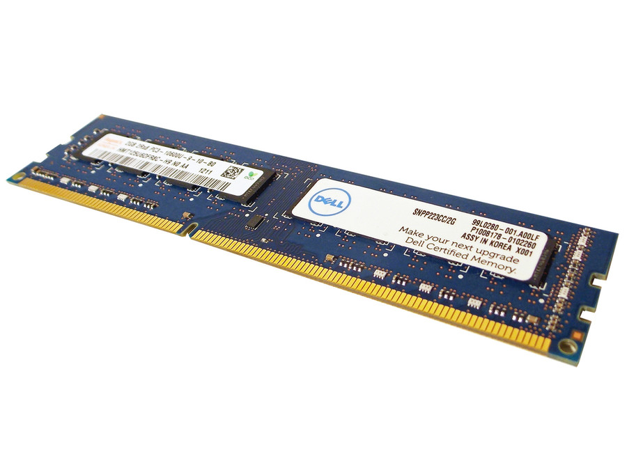 Dell P223C Memory 2GB PC3-10600U 2Rx8