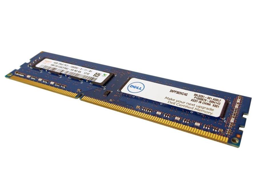 Dell P382H Memory 4GB PC3-10600U 2Rx8