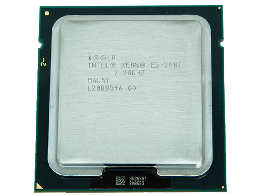 Dell 8P6G0 E5-2407 2.2Ghz Quad Core Processor