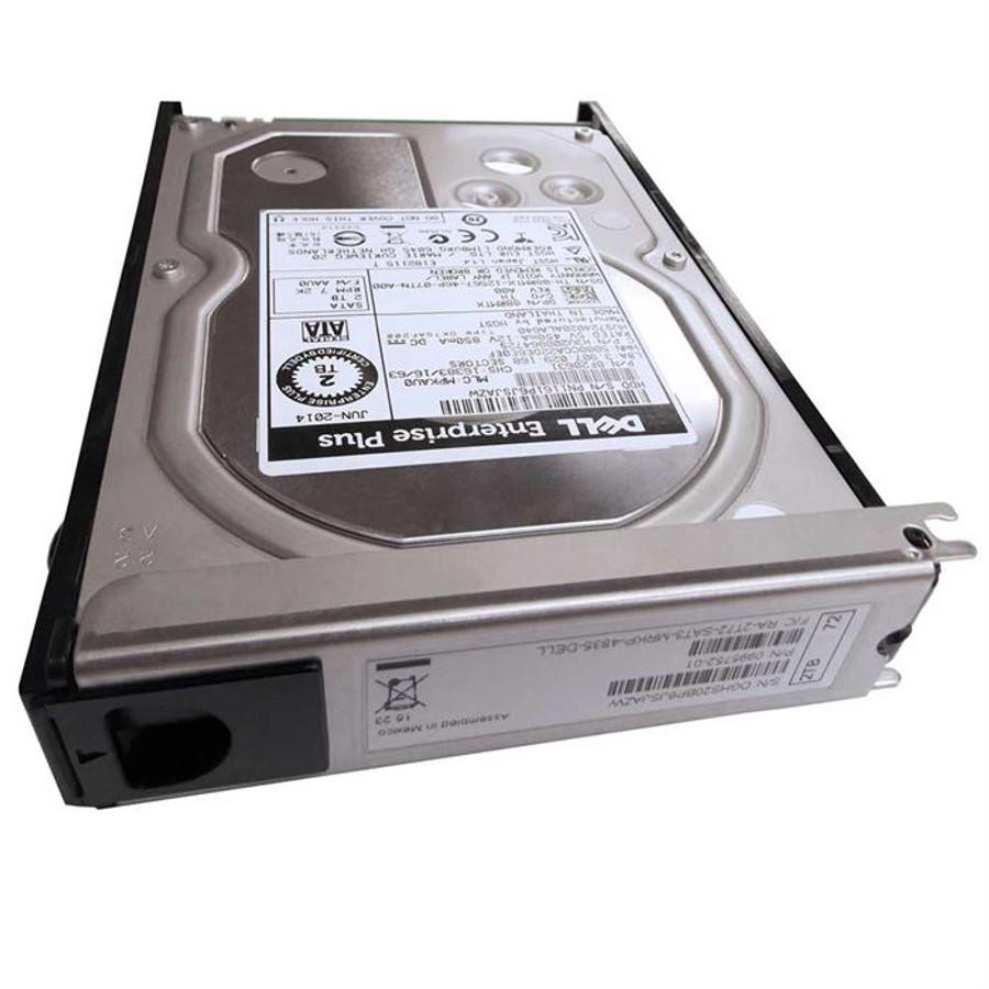 EqualLogic 8RMTX Hard Drive 2TB 7.2K SATA 3.5