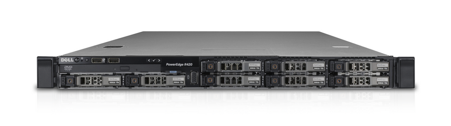 "Dell PowerEdge R420 Server - 2.5"" Model - Customize Your Own"