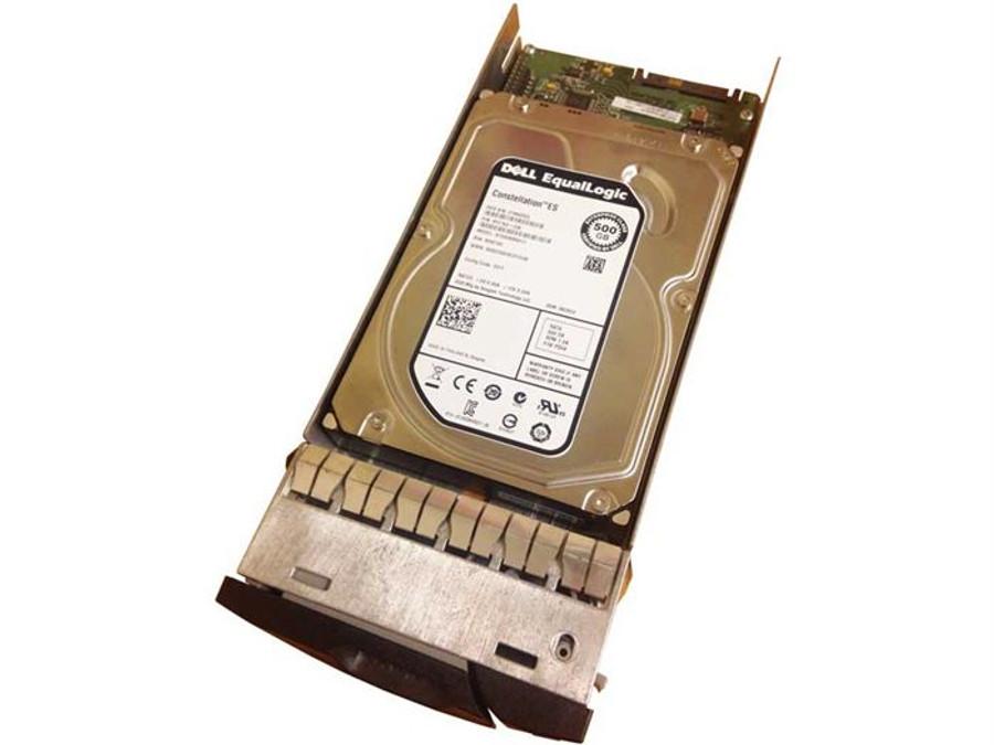 """EqualLogic 6VVK7 Hard Drive 500GB 7.2K SATA 3.5"""" in Tray"""