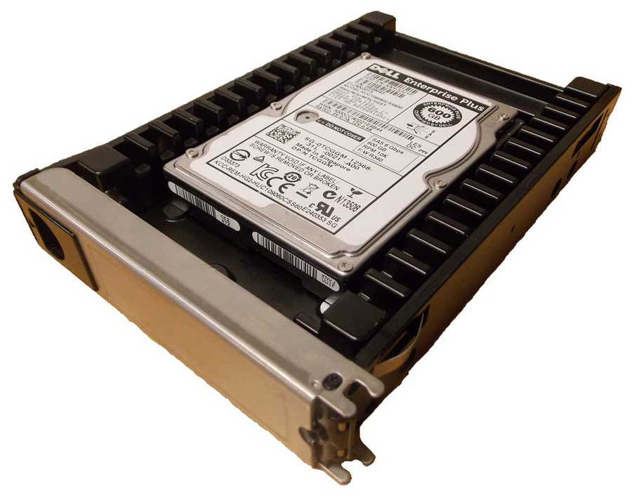 "EqualLogic TCGGM Hard Drive 600GB 10K SAS 2.5"" in Tray"