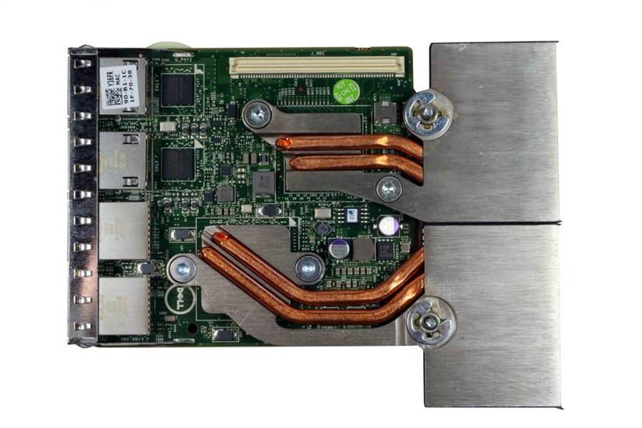 Dell Y36FR 10GB Quad Port Daughter Card