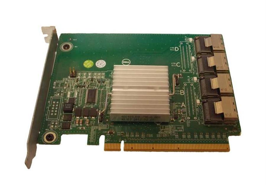Dell YPNRC 4 Port SAS Bridge Card