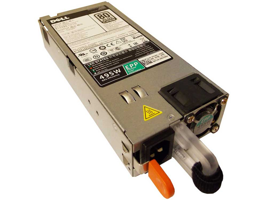 Dell 2FR04 Redundant Power Supply 495W