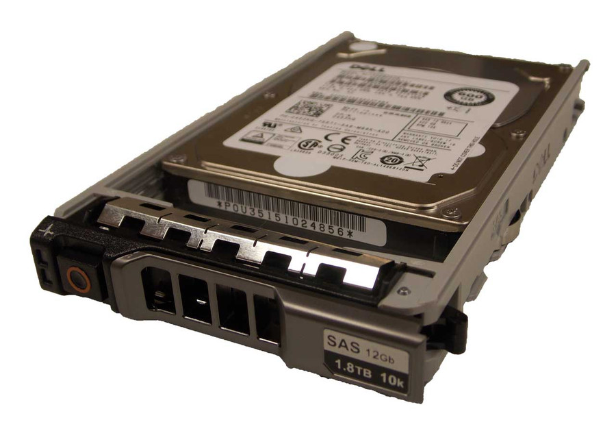 "Dell 400-AJQB Hard Drive 600GB 10K SAS 2.5"" in Tray"