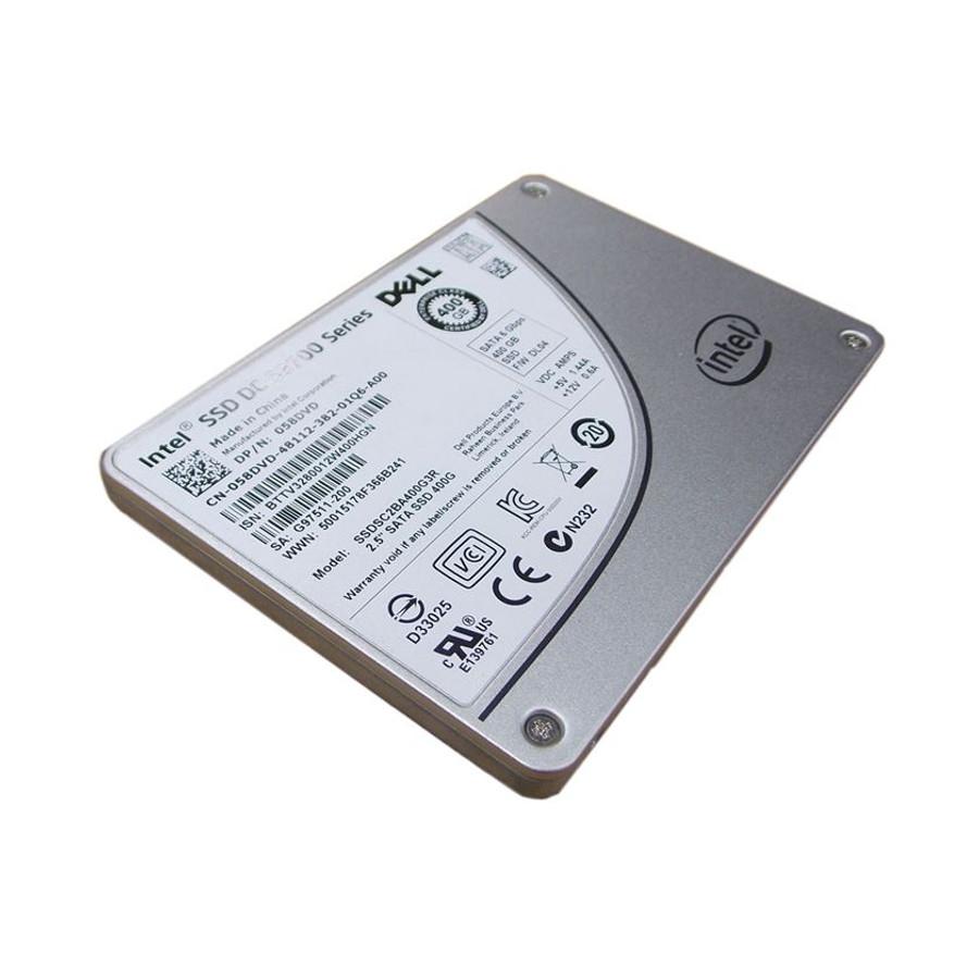 """Dell 58DVD Hard Drive 400GB SSD SATA  2.5"""""""