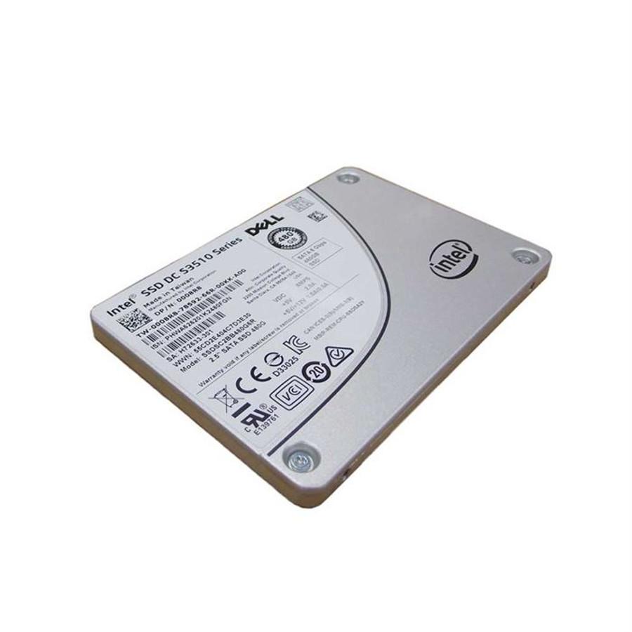 "Dell 008R8 Hard Drive 480GB SATA  2.5"" SSD"