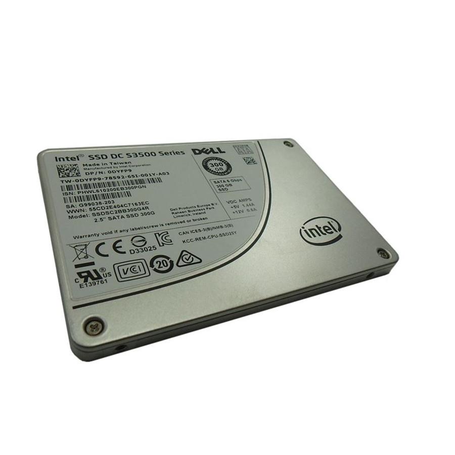 "Dell DYFP9 Hard Drive 300GB  SSD SATA 2.5"""