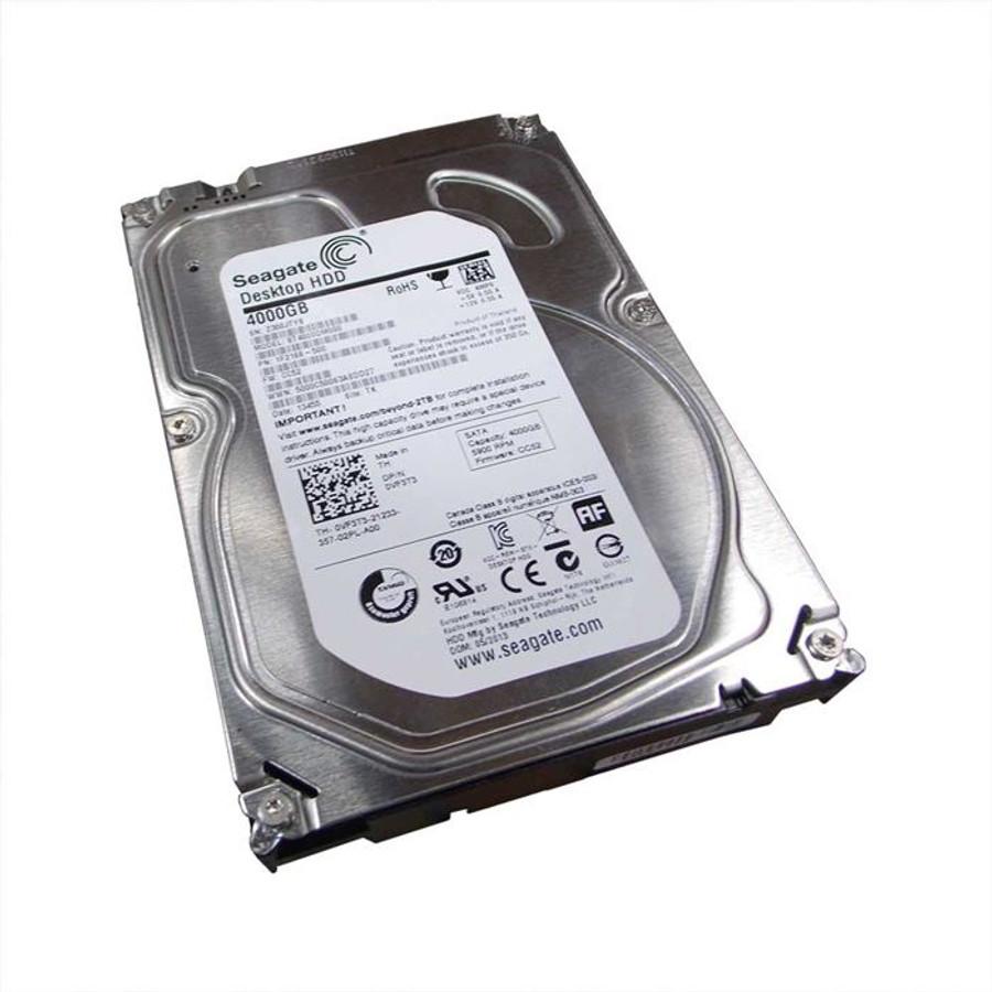 "Dell VF3T3 Hard Drive 4TB 7.2K SATA 3.5"" DESKTOP"