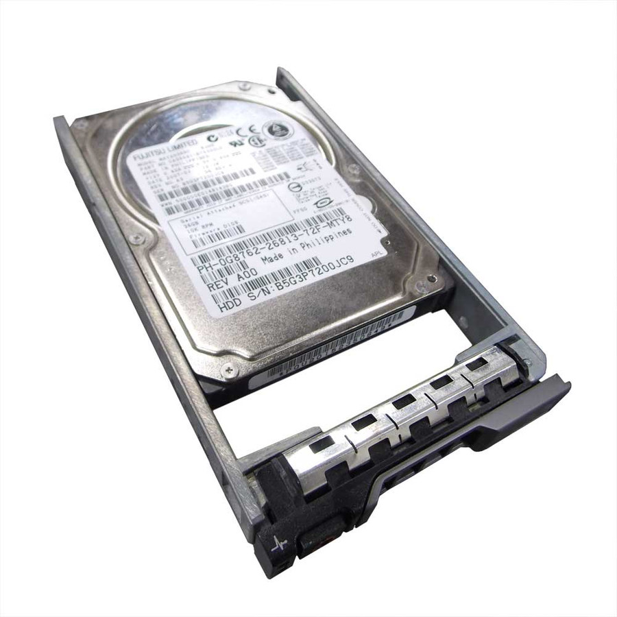 "Dell G8762 Hard Drive 36gb 10k SAS 2.5"""