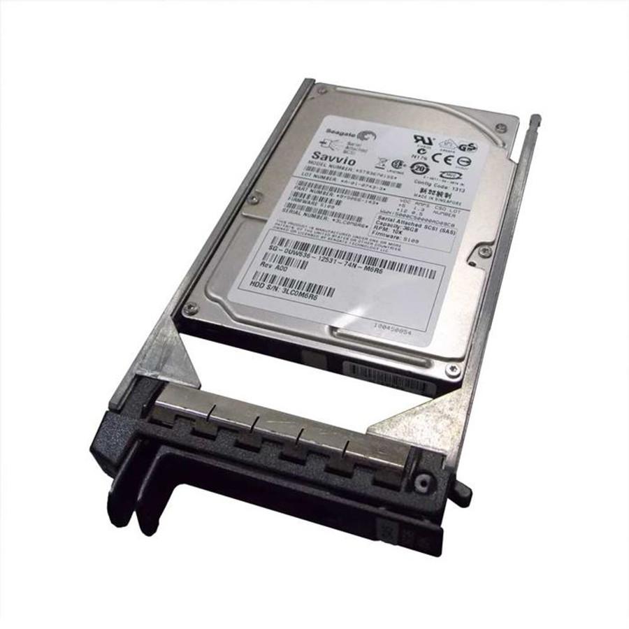 "Dell UW636 Hard Drive 36gb 10k SAS 2.5"""