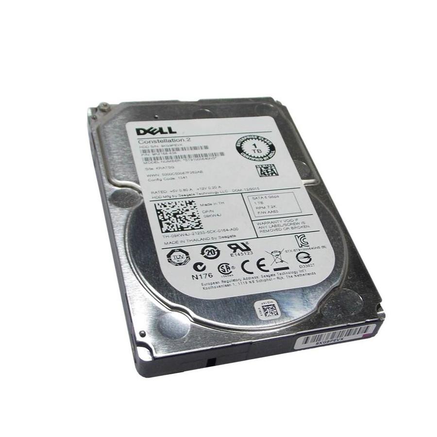 Dell 9KW4J Hard Drive 1TB 7.2K SATA 2.5