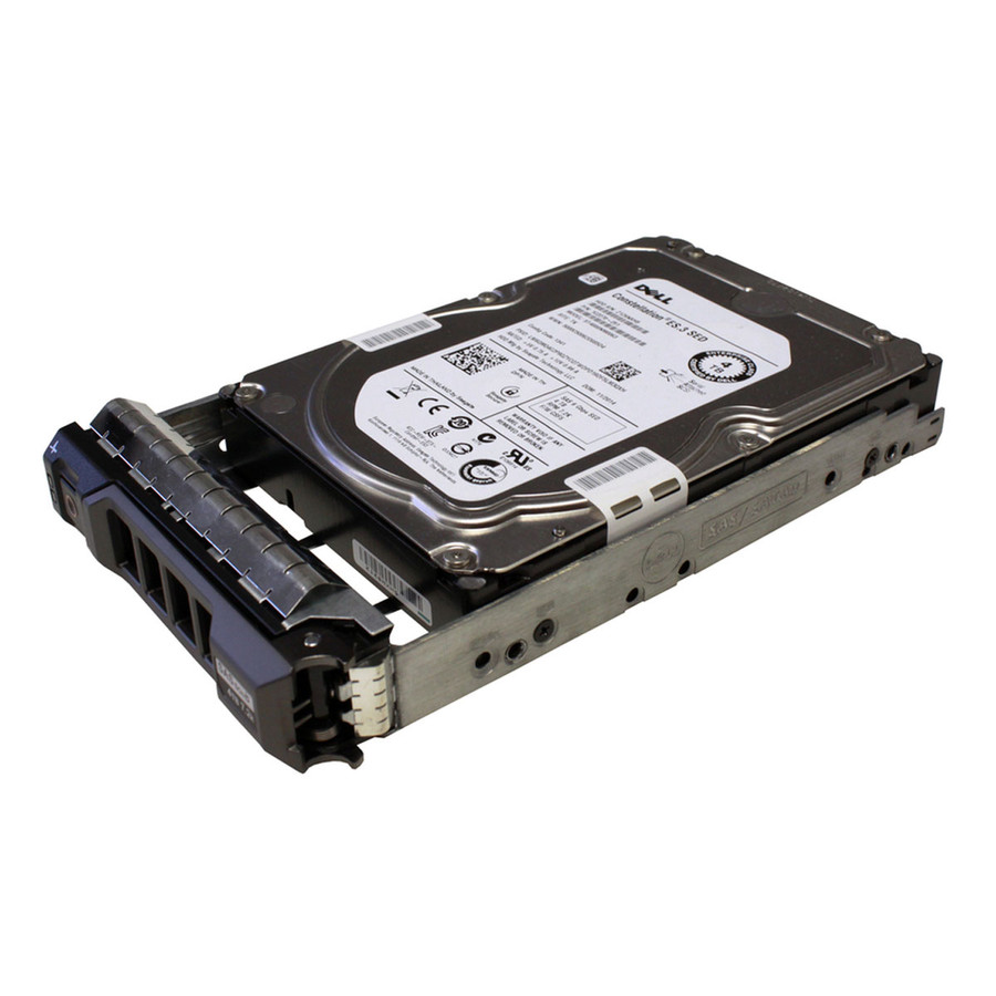 "Dell 6P85J Hard Drive 4TB 7.2K SAS 3.5"" in Tray"