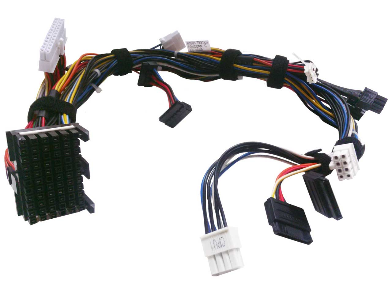 Power Supply Wiring Harness Free Diagram For You Atx Dell R166h Rh Velocitytechsolutions Com Computer
