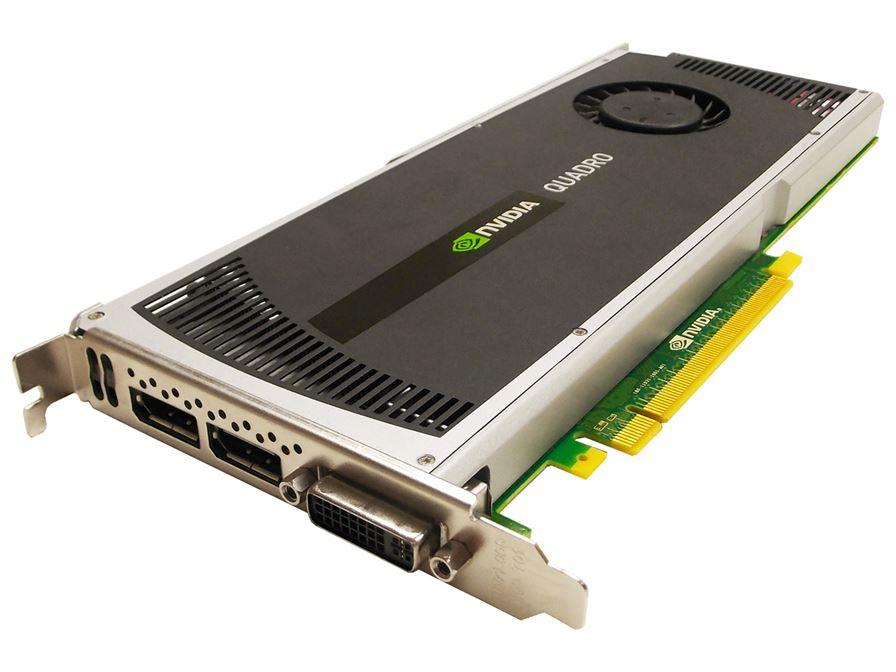Dell Precision T3500 NVIDIA Quadro FX580 Graphics 64 BIT