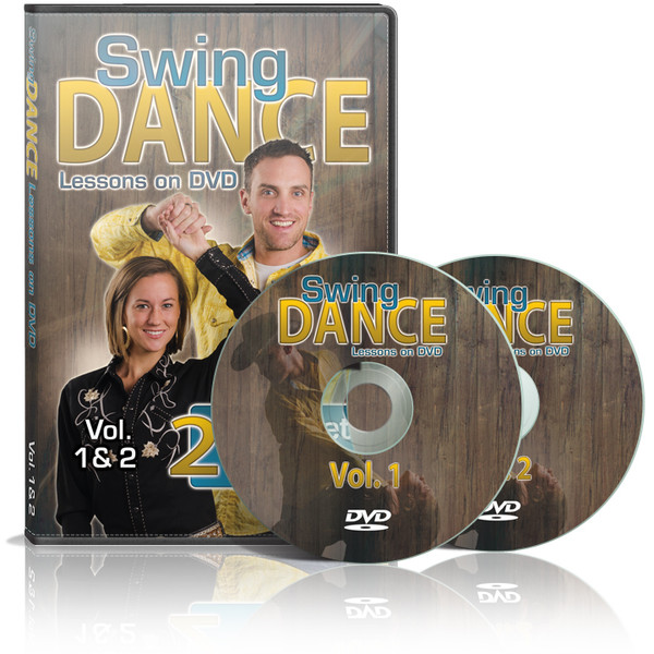 Country Swing Dance  Instructional DVD