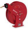 "Reelcraft series 7000 Spring Retractable Air Hose Reel / Water Hose Reel for 1/2"" ID Hose"