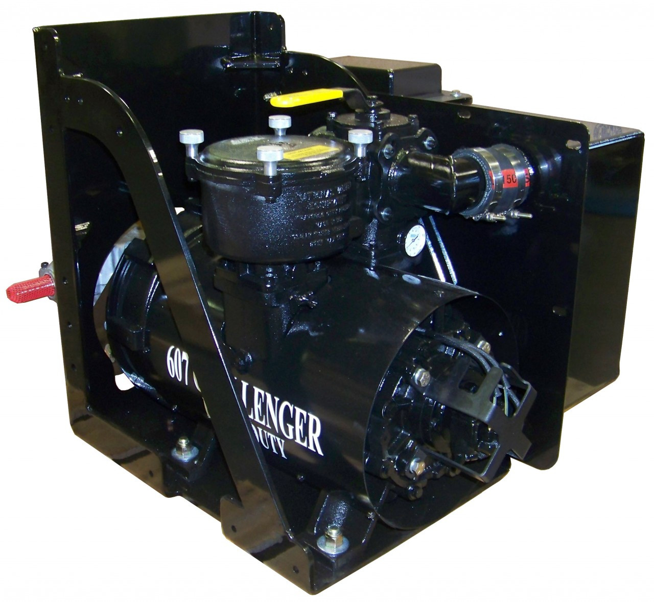 CHALLENGER 866 Mounting Pack