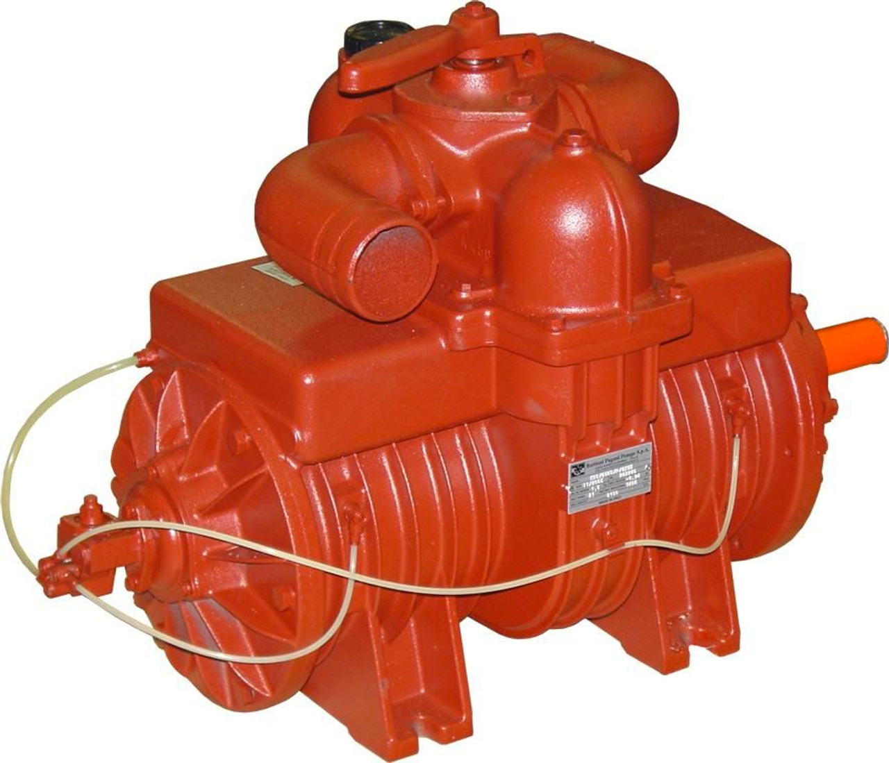 BATTIONI MEC8000 Vacuum Pumps | Drip Lube