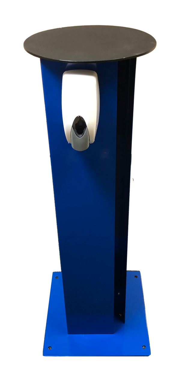 SaniTower Hand Sanitizer Station