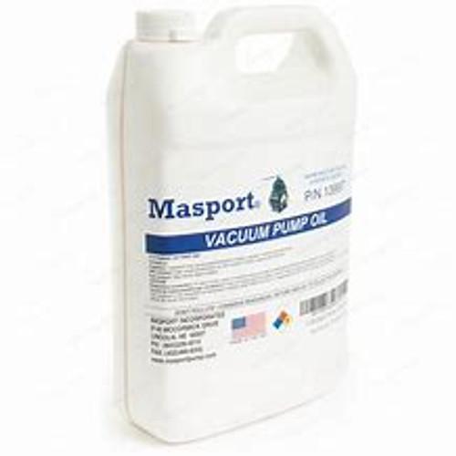 Masport Vacuum Pump Oil 1 gal  summer blend