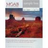 MOAB SAMPLE BOX -  8.5X11 (30 SHEETS)