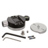 KIRK TRIPOD HEAD DISCONNECT SYSTEM W/ LARGE PLATE