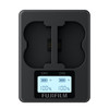 FUJIFILM DUAL BATTERY CHARGER BC-W235 (NP-W235)