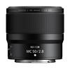 NIKON Z 50MM F2.8 MC MACRO(PRE-ORDER DEPOSIT ONLY)