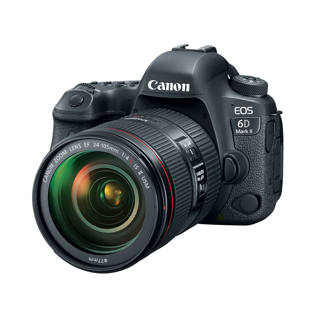 CANON EOS  6D MARK II 24-105MM F4L IS II KIT