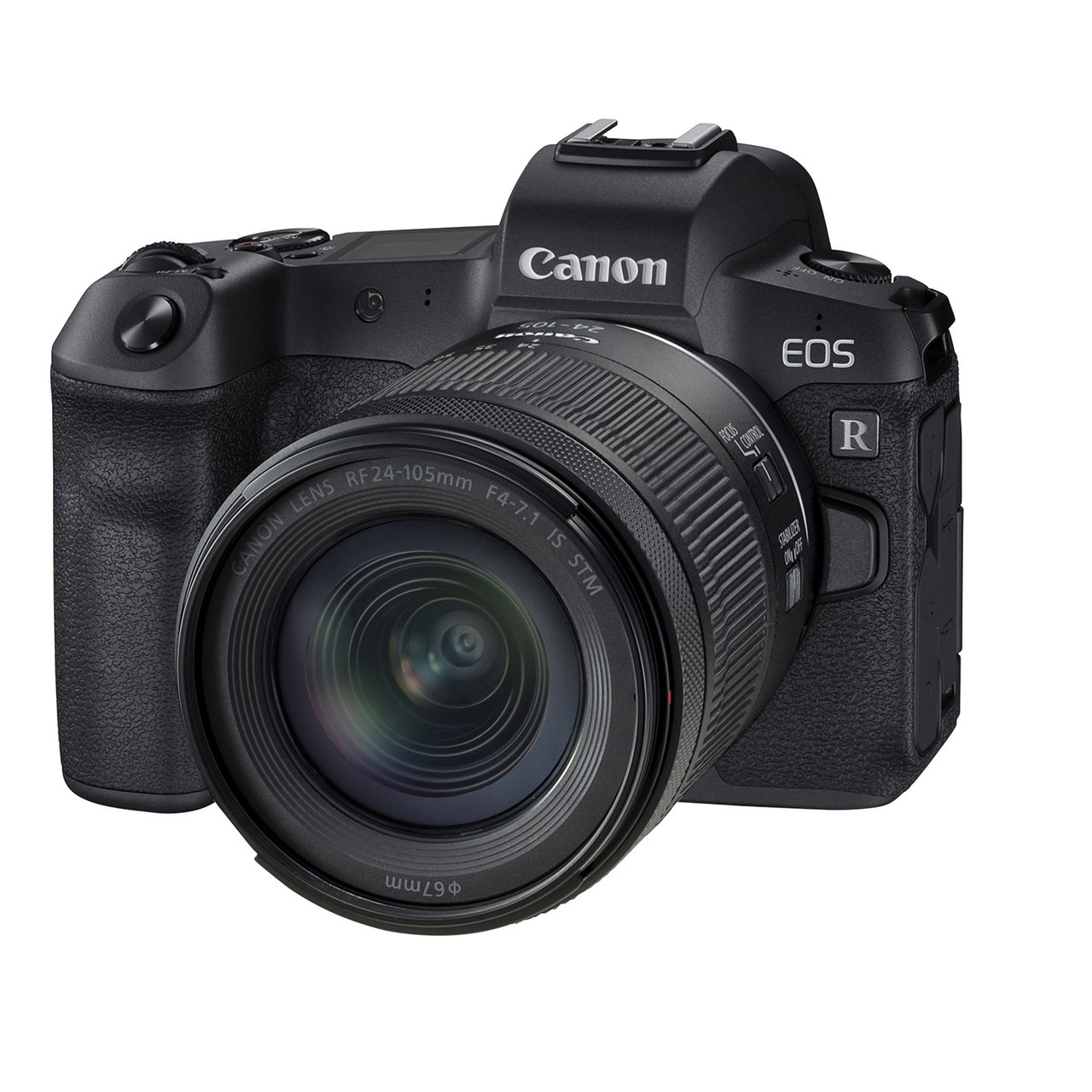 CANON EOS R RF 24-105MM F4-7.1 IS STM KIT