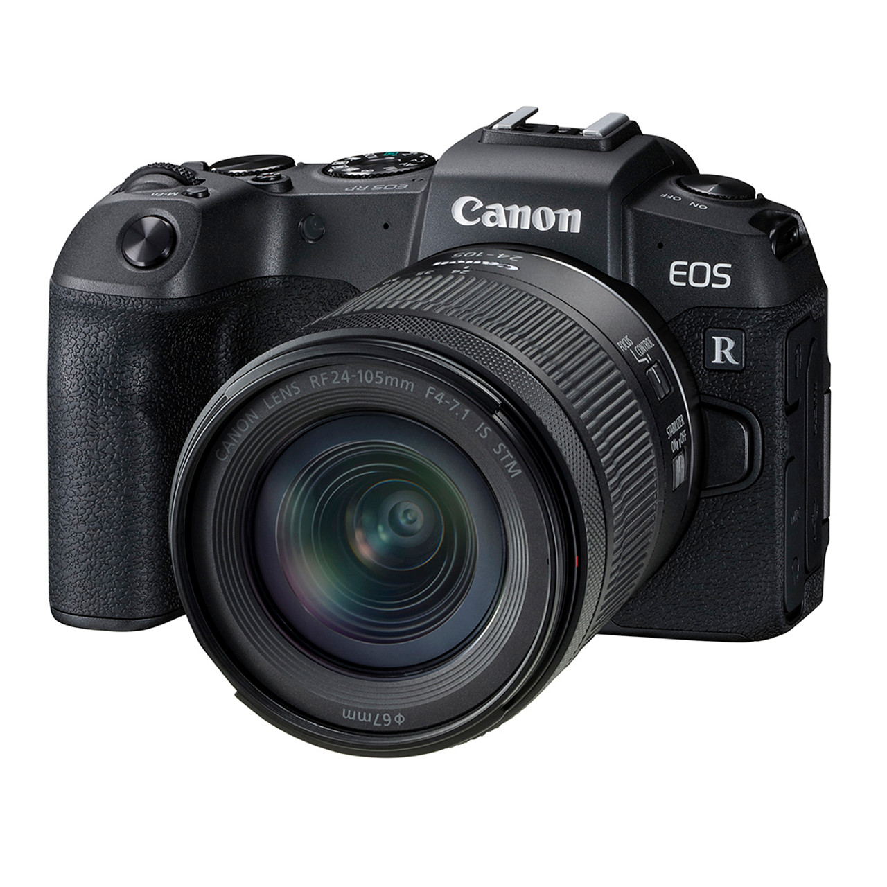 CANON EOS RP RF 24-105MM F4-7.1 IS STM KIT