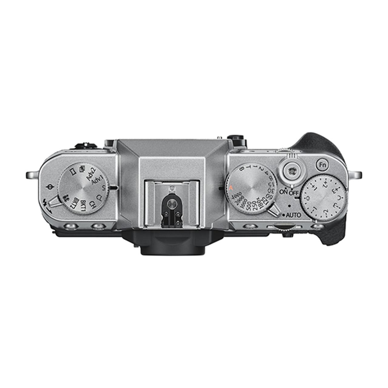FUJIFILM X-T30 BODY (SILVER)