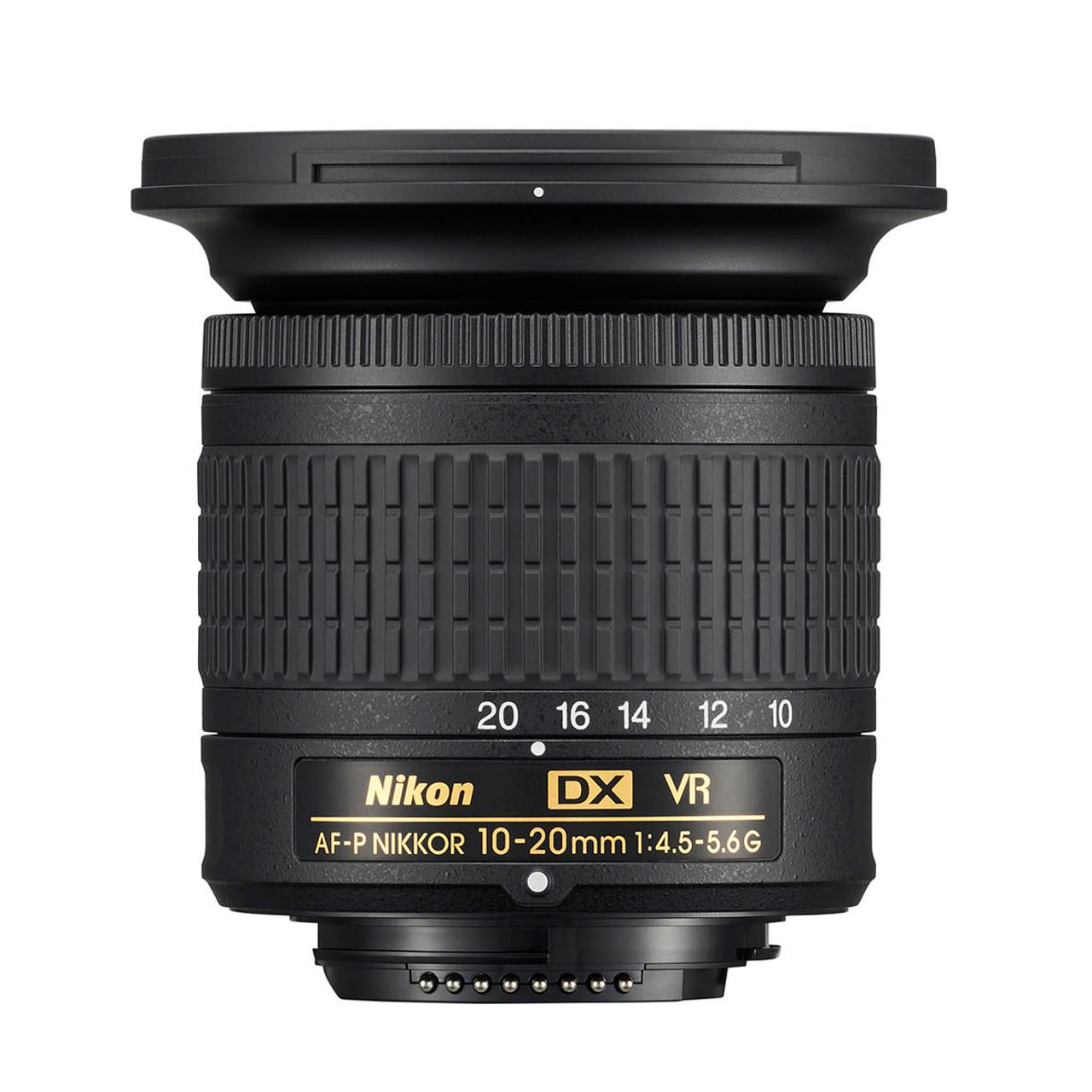 NIKON AF-P 10-20MM F/4.5-5.6G VR (DX)